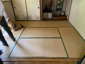 畳床リフォーム