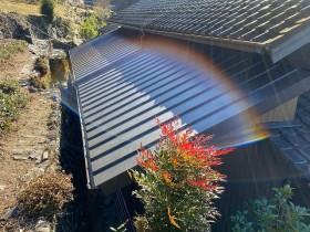 瓦屋根葺き替えリフォーム