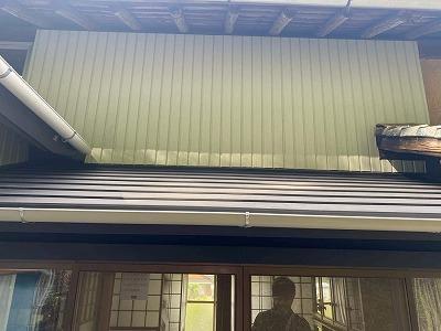 屋根と外壁リフォーム