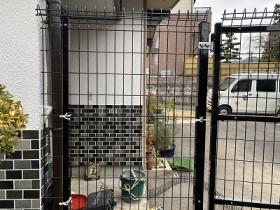 猫用フェンス