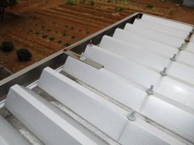 カーポート屋根ボルト補修