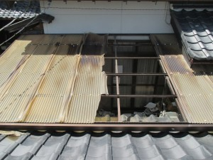 カーポート・テラス屋根張替え