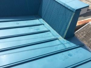 屋根改修工事 施工前