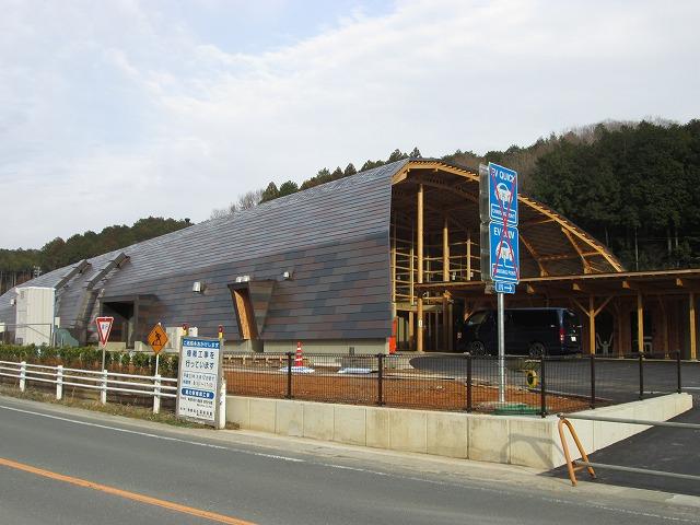 もっくる新城 屋根