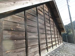 外壁張替工事施工前