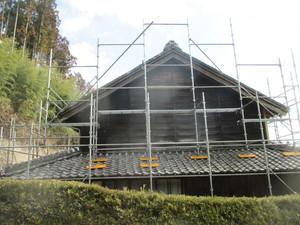 屋根外壁改修工事