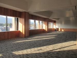 新城市新庁舎会議室