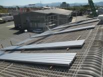 スレート屋根カバー