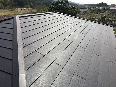 カラーベスト屋根工事