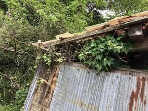 ポリカ屋根改修工事