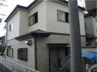新城市平井 T様 屋根・外壁改修