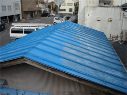 新城市入船 M様 屋根改修