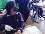 東三板金工業組合主催 「小学生ものづくり教室」