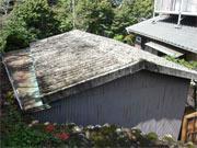 新城市札木 K様邸 車庫屋根外壁改修