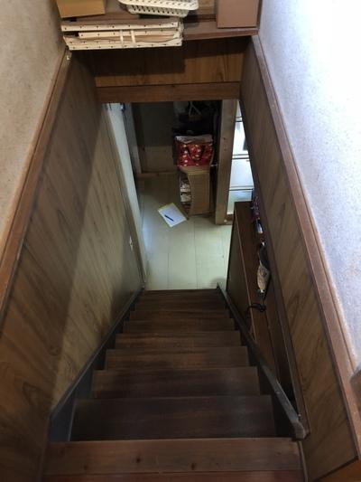 階段手すり2