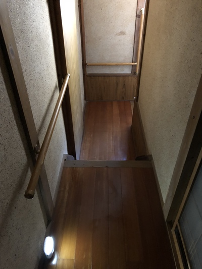 階段手すり4
