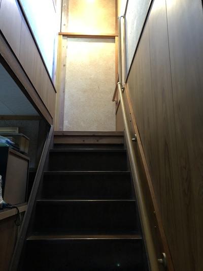 階段手すり3